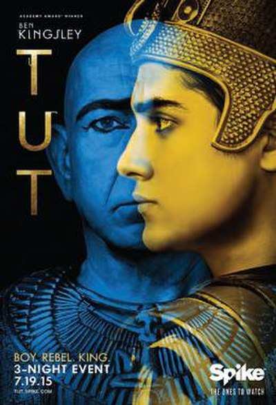 Picture of a TV show: Tut
