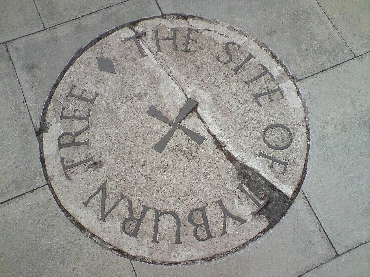 November 3 1783 London S Last Public Hanging At The border=