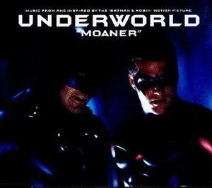 Moaner (song) - Image: Underworld moaner GER