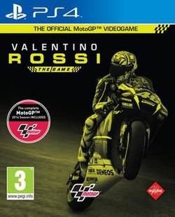 Valentino Rossi: The Game - Wikipedia