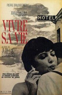<i>My Life to Live</i> 1962 film by Jean-Luc Godard