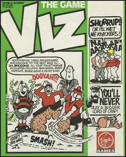 <i>Viz: The Game</i>