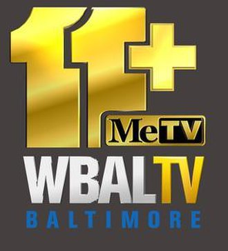WBAL-TV - Image: WBAL TV Plus Me TV Logo