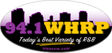 WHRP 94.1WHRP logo.png