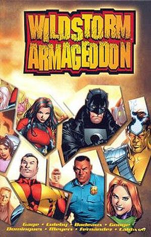 Wildstorm: Armageddon - Image: Wildstorm Armageddon