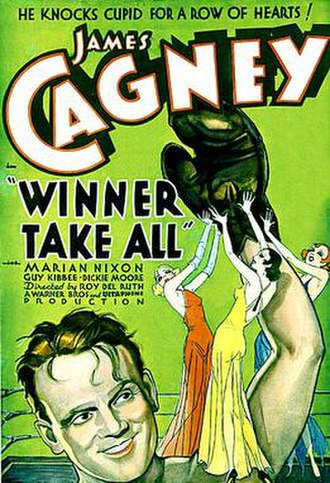 Winner Take All (1932 film) - Image: Winner Take All 1932