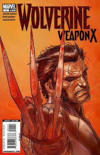 Wolverine: Weapon X - Image: Wolverine Weapon X 1