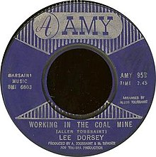 Lee Dorsey Ride Your Pony The Kitty Cat Song