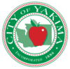 Official seal of Yakima
