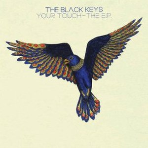 Your Touch - Image: Your Touch single cover by The Black Keys
