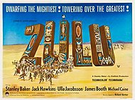 Zulu War Movies