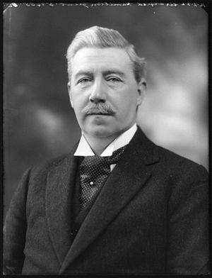 Alfred Hamilton Grant - Sir Hamilton Grant in 1922