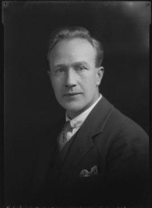 William Brown (trade unionist) - William Brown in 1929