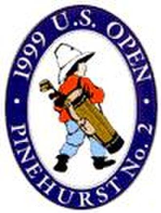 1999 U.S. Open (golf) - Image: 1999Open Logo
