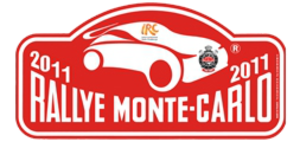 2011 Monte Carlo Rally - Image: 2011 monte rally logo