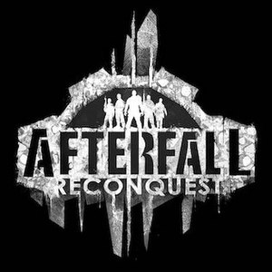 Afterfall: Reconquest - Logo for the video game