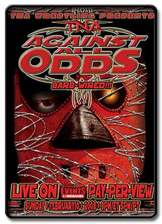 Against All Odds (2008) 2008 Total Nonstop Action Wrestling pay-per-view event