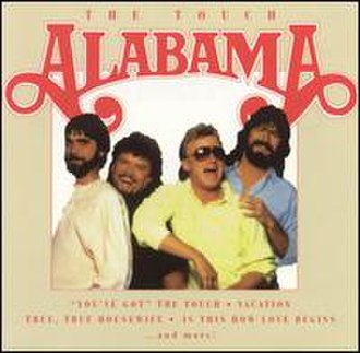The Touch (album) - Image: Alabama The Touch