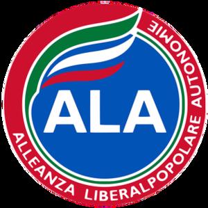 Liberal Popular Alliance - Image: Alleanza Liberalpopolare Autonomie