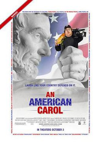 An American Carol - Theatrical release poster