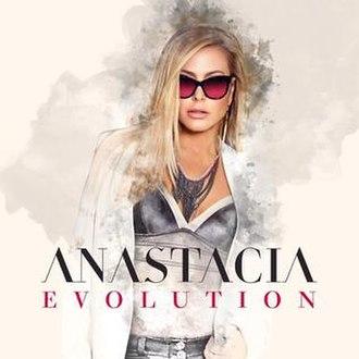 Evolution (Anastacia album) - Image: Anastacia Evolution