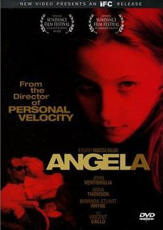 Angela (1995 film) - Theatrical poster