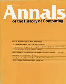 Annals of the History of Computing, vol 4.jpg