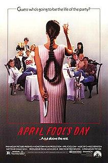 <i>April Fools Day</i> (1986 film) 1986 film by Fred Walton