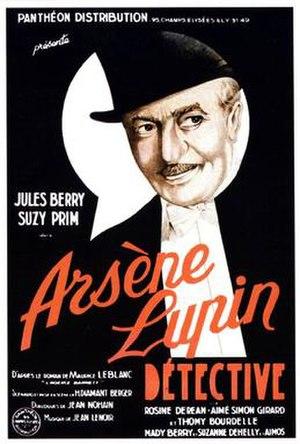 Arsene Lupin, Detective - Image: Arsene Lupin, Detective