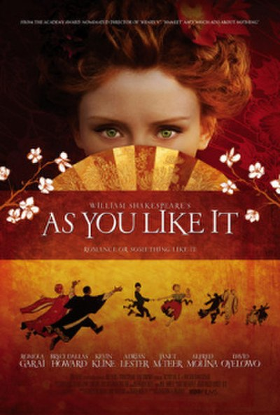 Picture of a movie: As You Like It