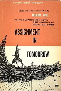 <i>Assignment in Tomorrow</i> book by Frederik Pohl