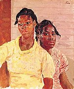 The Two Jamaican Girls (ca. 1937)