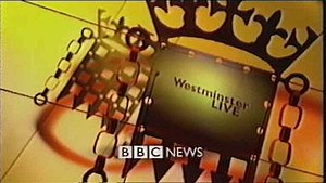 Westminster Live - The final programme titles