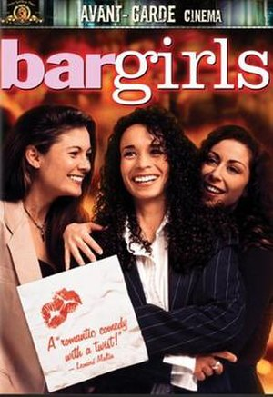 Bar Girls - Image: Bar girls dvd