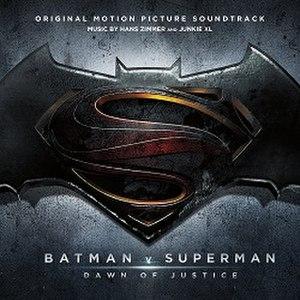 Batman v Superman: Dawn of Justice (soundtrack) - Image: Batman v Superman Dawn of Justice (soundtrack)