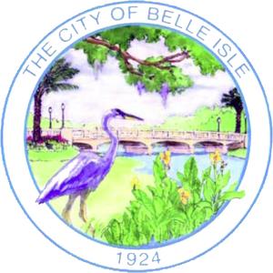 Belle Isle, Florida - Image: Belle Isle Seal