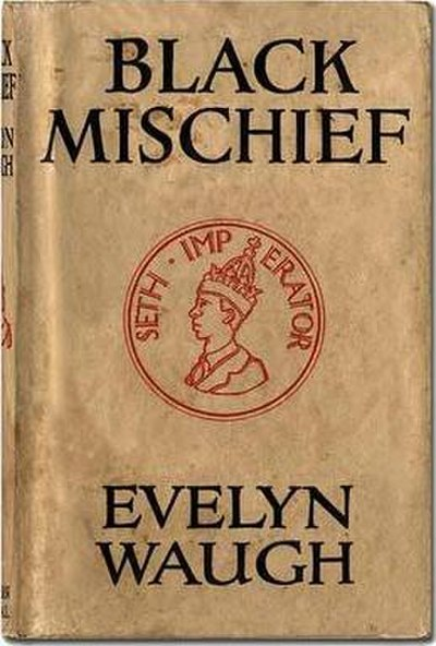 Picture of a book: Black Mischief