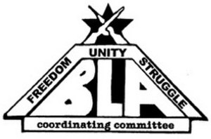 Black Liberation Army - Image: Black Liberation Army (emblem)