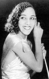 Blanche Calloway American singer, bandleader and composer