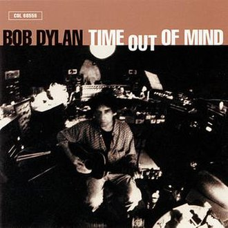Time Out of Mind (album) - Image: Bob Dylan Time Out of Mind