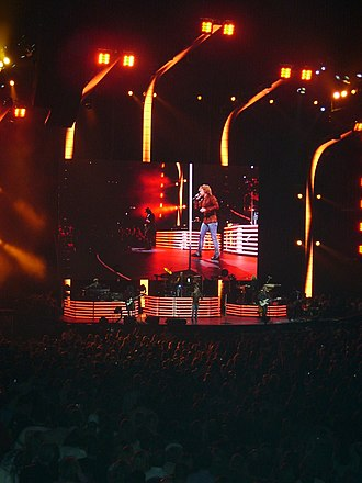 Have a Nice Day Tour - Time Warner Cable Arena, Charlotte, North Carolina, January 18, 2006