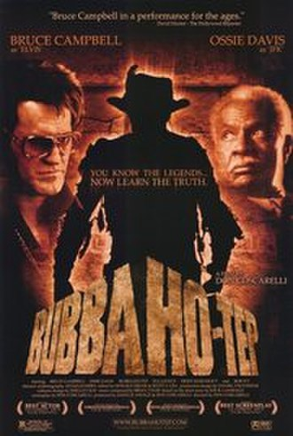 Bubba Ho-Tep - Theatrical release poster