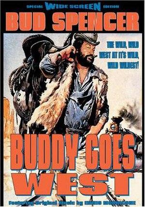 Buddy Goes West - Image: Buddy goes West