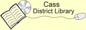 Cass District Library - Cass District Library Logo