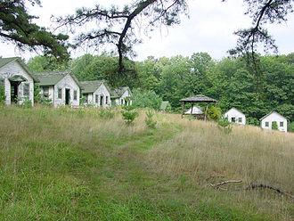 Camp High Point - Boys' campus, 2004