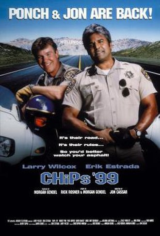 CHiPs - CHiPs '99 Movie Poster