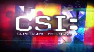 Picture of a TV show: Csi: Crime Scene Investigation