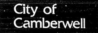 City of Camberwell - Image: Camberwell Council 1994