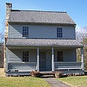 Thumbnail image of the Patterson House at Carnifex Ferry Battlefield State Park