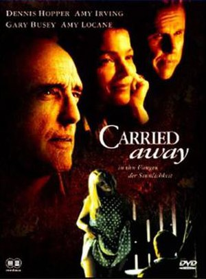Carried Away (1996 film) - DVD cover
